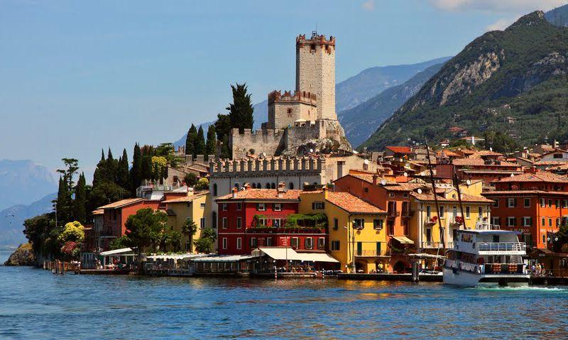 Malcesine Italian Destination Weddings