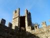Medieval Castle on Lake Como shore