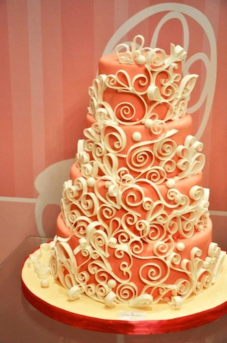 Wedding in Italy - Wedding cake