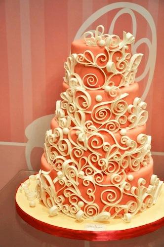 Wedding in Italy - Wedding cake