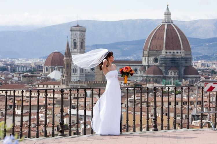 Wedding in Italy - Wedding in Tuscany