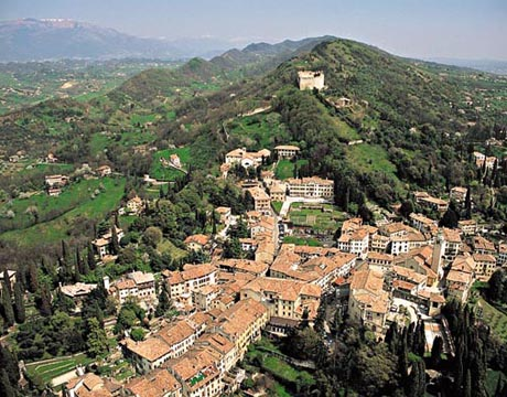 View of Asolo