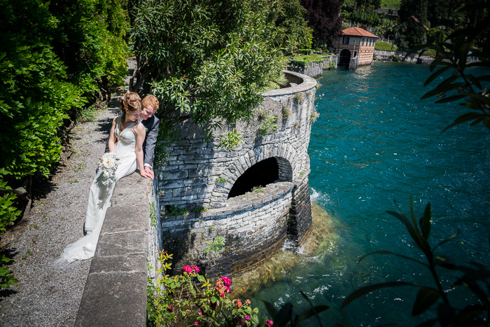Lake Como Wedding photoshoot