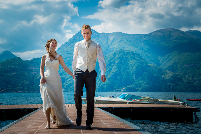 Lake Como Wedding in Varenna