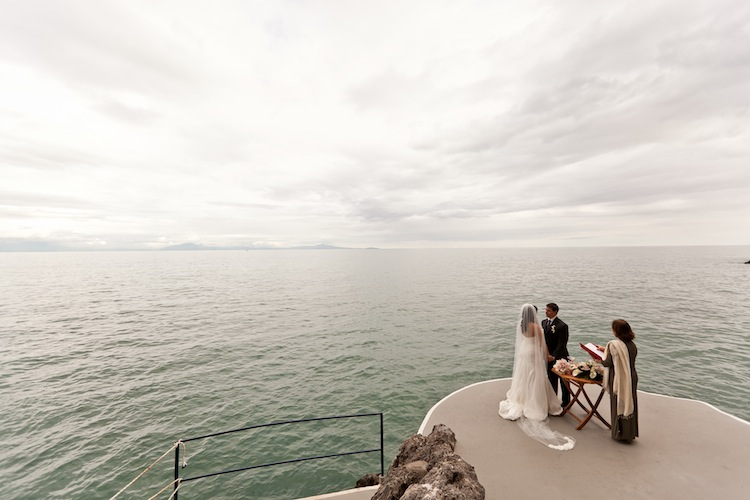 Wedding in Italy - Symbolic and vow renewal