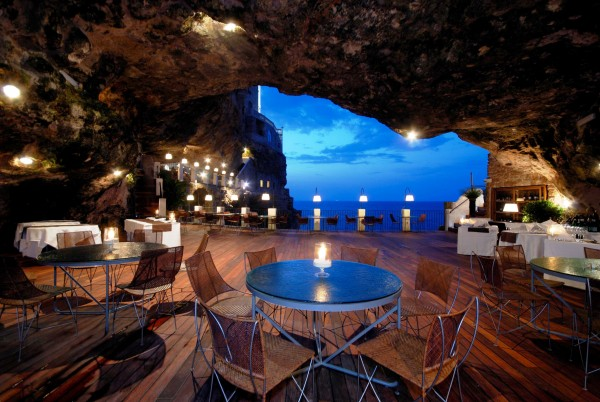 Stunning Cave Palace on the Sea