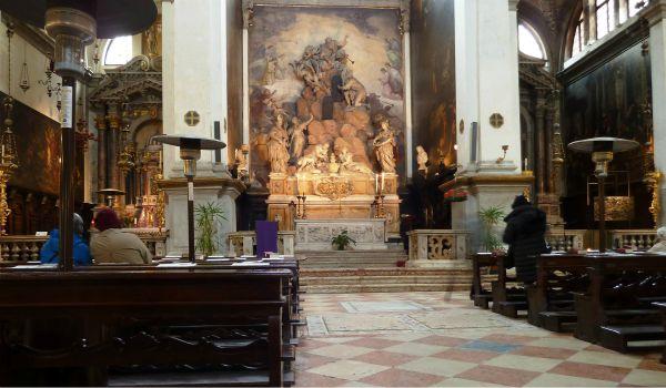 Chiesa San Moisè