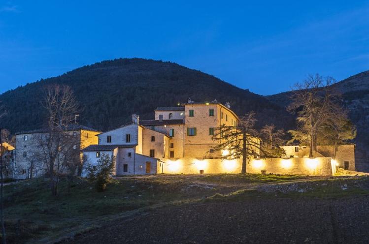 Medieval Umbrian Borgo