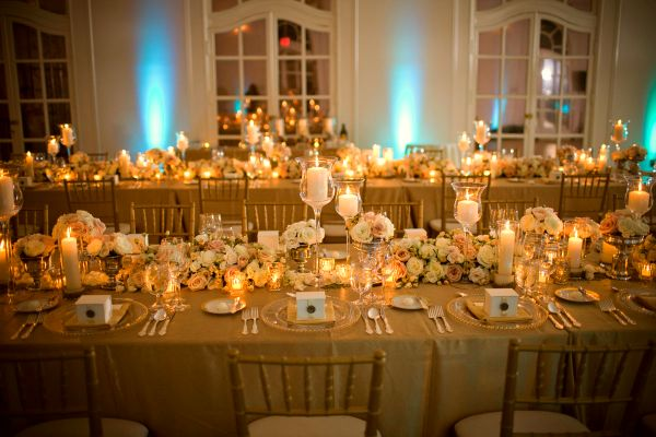 Candelabras Good Advice For Inexpensive Wedding Centerpieces