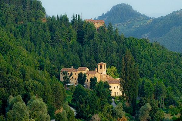 Ancient Umbrian Abbey