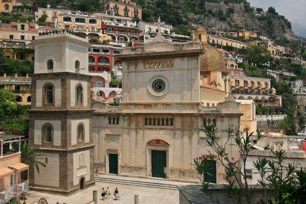 Cattedrale Positano