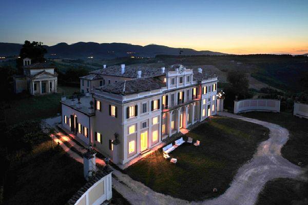 Elegant Neoclassical Villa