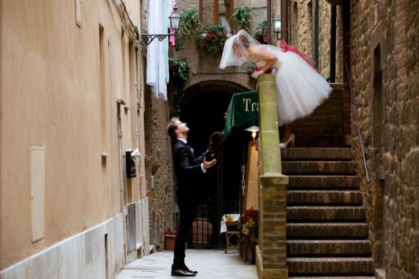 Wedding in Volterra