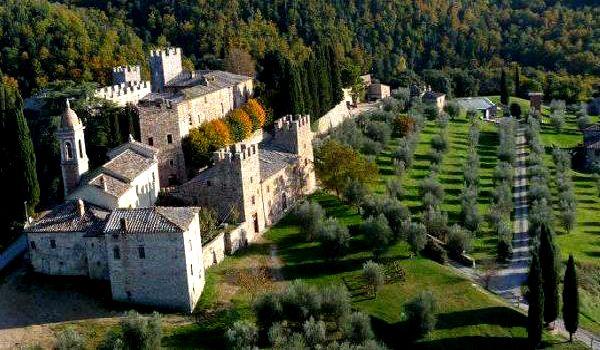 Chianti Castle