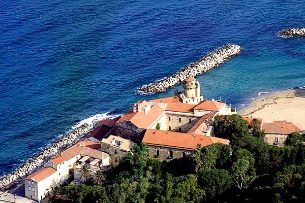 Amalfi Coast Castle