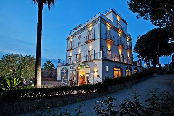 Boutique Hotel in Sorrento