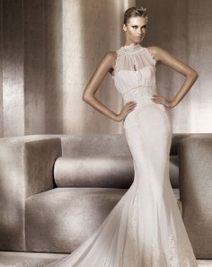 Wedding Dress Taller figure