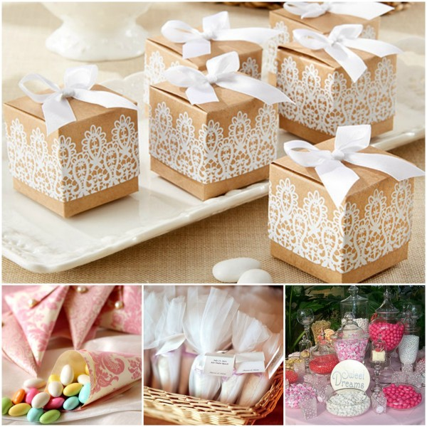 Wedding Favor Almond