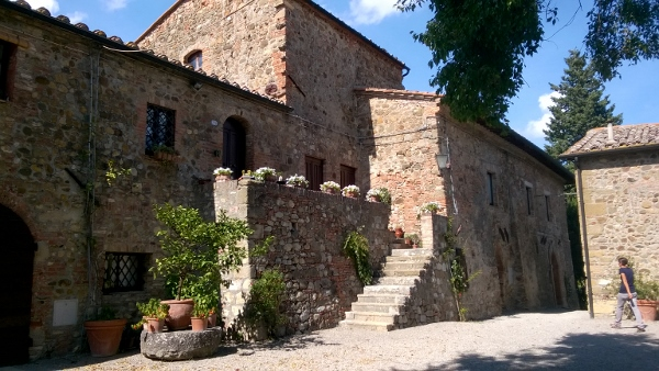 Val d'Orcia Country House (3)