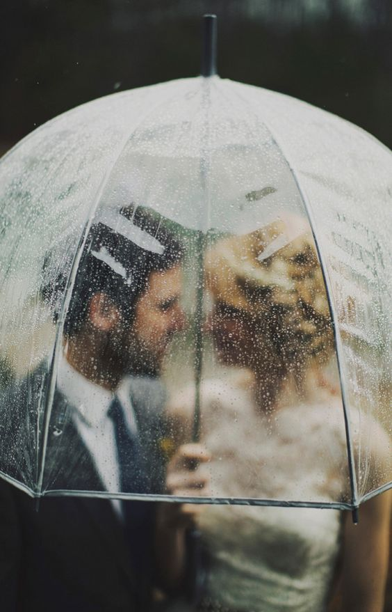 rainwedding