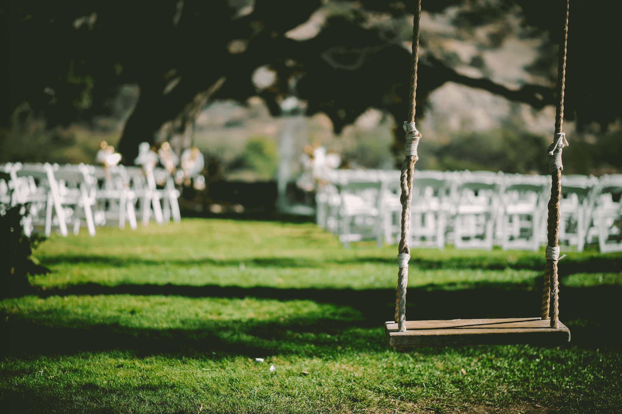 Some wedding venues are more eco-friendly than others.